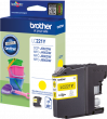 Brother LC221Y Light User Yellow Ink Cartridge