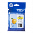 Genuine Brother LC3211Y Yellow Ink Cartridge (LC3211Y Inkjet Printer Cartridge)