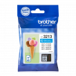 Genuine Brother LC3213C High Capacity Cyan Ink Cartridge (LC3213C Inkjet Printer Cartridge)