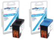 Compatible Dell T0529 / T0530 Black & Tri-Colour Ink Cartridge Multipack (592-10039 & 592-10040)