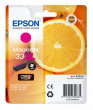 Epson 33XL Magenta High Capacity Ink Cartridge - (T3363 Oranges)