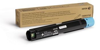 Xerox 106R03740 Extra High Capacity Cyan Toner Cartridge