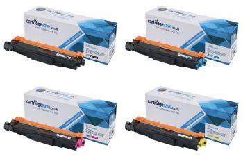 Compatible Brother TN-247 4 Colour Toner Cartridge Multipack