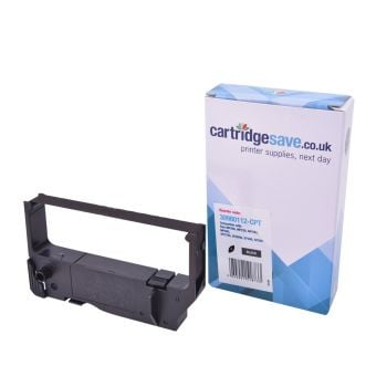 Compatible Star RC200B Black Ribbon Cartridge - (30980112)