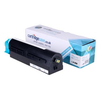 Compatible OKI 44574802 Black Toner Cartridge