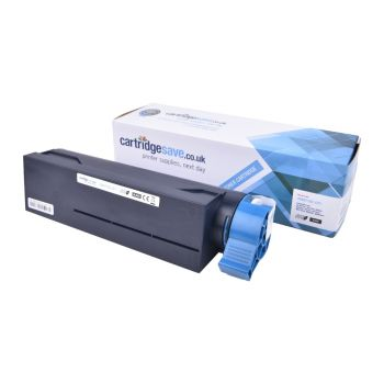 Compatible Oki 45807102 Black Toner Cartridge