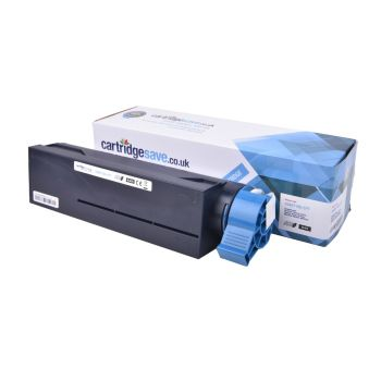 Compatible Oki 45807106 High Capacity Black Toner Cartridge