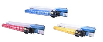 Compatible Ricoh 84185 3 Colour Toner Cartridge Multipack