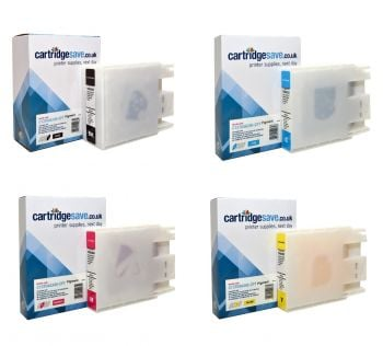 Compatible Epson T04A 4 Colour Extra High Capacity Ink Cartridge Multipack