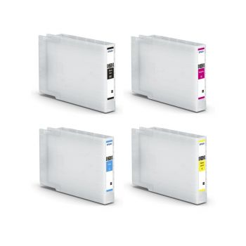 Epson T04A 4 Colour Extra High Capacity Ink Cartridge Multipack