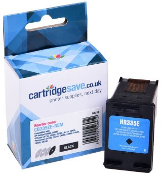 Compatible HP 350 Black Printer Cartridge - (CB335EE)