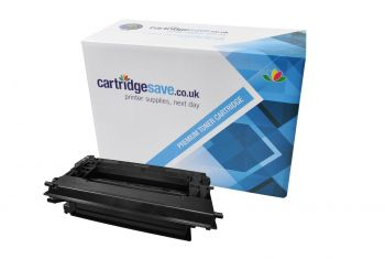 Compatible HP 37A Black Toner Cartridge - (CF237A)