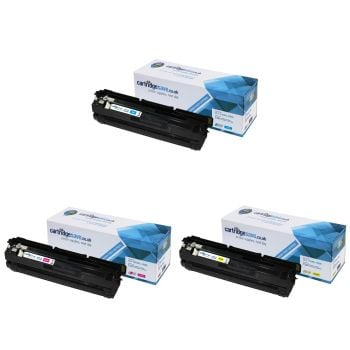 Compatible Samsung 506 High Capacity 3 Colour Toner Cartridge Multipack