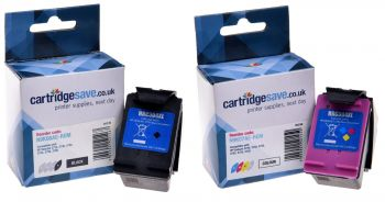 Compatible HP 304XL High Capacity Black & Tri-Colour Ink Cartridge Multipack