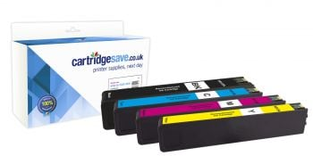 Compatible 4 Colour HP 913A Ink Cartridge Multipack