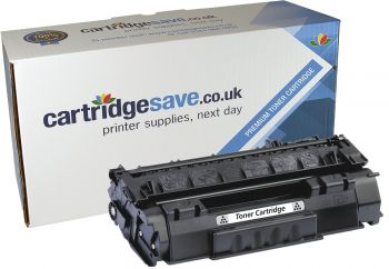 Compatible Canon 708 Black Toner Cartridge - (0266B002AA)