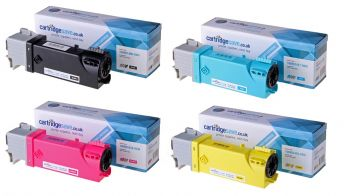 Compatible Xerox 106R0147 4 Colour Toner Cartridge Multipack - (106R01480/77/78/79)