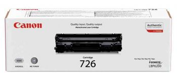 Canon 726 Black Toner Cartridge - (3483B002AA)