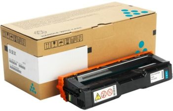 Ricoh 407717 Cyan Toner Cartridge
