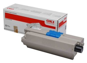 OKI 44973536 Black Toner Cartridge