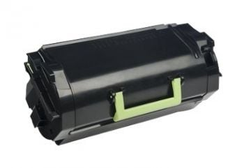 Lexmark 522X Extra High Capacity Black Return Program Toner Cartridge - (52D2X00)