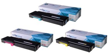 Compatible Dell 593-1112 3 Colour Extra High Capacity Toner Cartridge Multipack