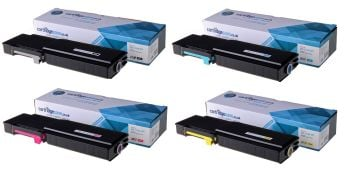 Compatible Dell 593-1112 4 Colour Extra High Capacity Toner Cartridge Multipack
