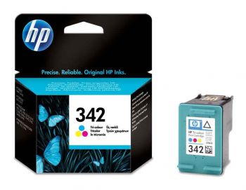 HP 342 Light User Tri-Colour Ink Cartridge - (C9361EE)