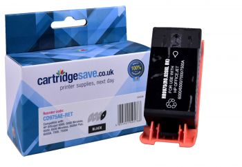 Compatible HP 920XL High Capacity Black Ink Cartridge - ( CD975AE)