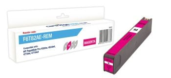 Compatible HP 973X High Capacity Magenta Ink Cartridge - (F6T82AE)
