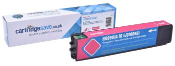Compatible HP 981A Magenta Ink Cartridge - (J3M69A)