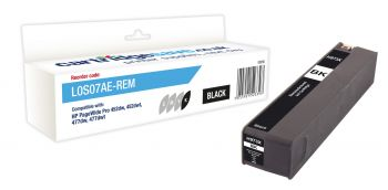 Compatible HP 973X High Capacity Black Ink Cartridge - (L0S07AE)