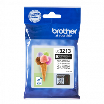 Brother LC3213BK High Capacity Black Ink Cartridge