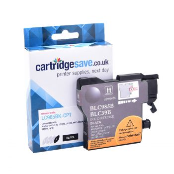 Compatible Brother LC985BK Black Ink Cartridge