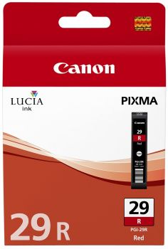 Canon PGI-29R Red Ink Cartridge - (4878B001AA)