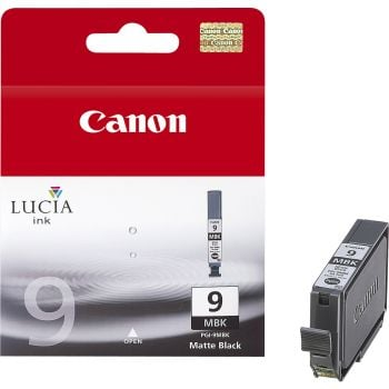 Canon PGI-9MBK Matte Black Ink Cartridge - (1033B001AA)