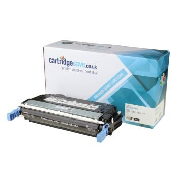 Compatible HP 643A Black Toner Cartridge (Q5950A)