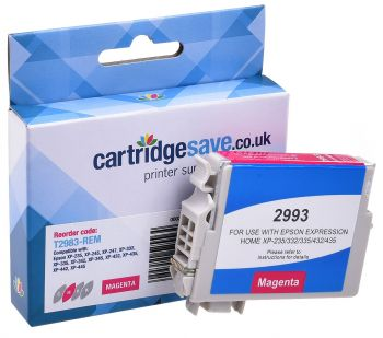 Compatible Epson 29 Magenta Ink Cartridge - (T2983 Strawberry)