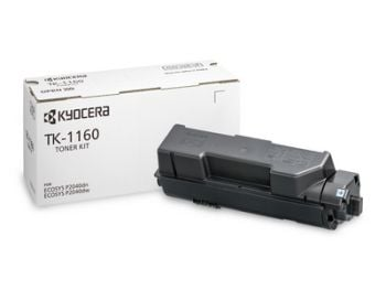 Kyocera TK-1160 Black Toner Cartridge
