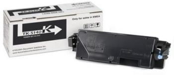 Kyocera TK-5140K Black Toner Cartridge