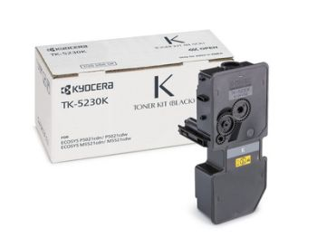 Kyocera TK-5230K High Capacity Black Toner Cartridge