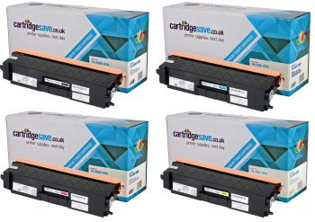Compatible Brother TN-326 High Capacity 4 Colour Toner Cartridge Multipack