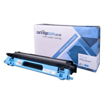 Compatible Brother TN-135C High Capacity Cyan Toner Cartridge