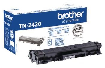 Brother TN-2420 High Capacity Black Toner Cartridge