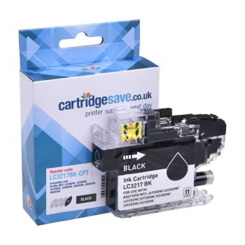 Compatible Brother LC3217 Black Ink Cartridge (LC3217BK)