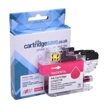Compatible Magenta LC3217 Brother Ink Cartridge (LC3217M)