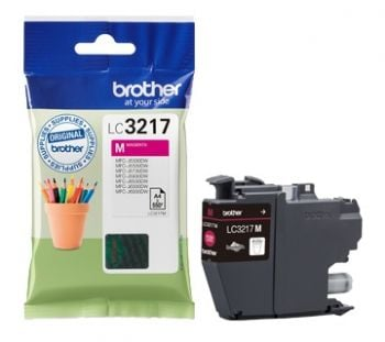 Brother LC3217 Magenta Ink Cartridge (LC3217M)