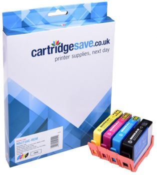 Compatible HP 364 4 Colour Ink Cartridge Multipack - (N9J73AE)