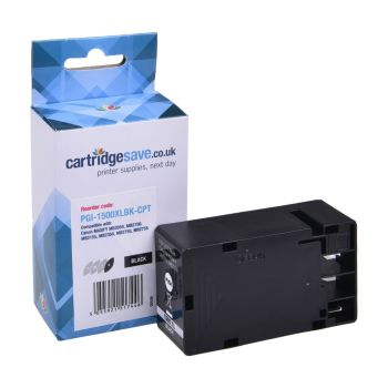 Compatible Canon PGI-1500XLBK High Capacity Black Ink Cartridge - (9182B001AA)