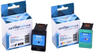 Compatible HP 350 / HP 351 Black & Tri-Colour Ink Cartridge Multi-Pack (SD412EE)